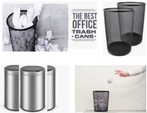 Best Trash Can For Office