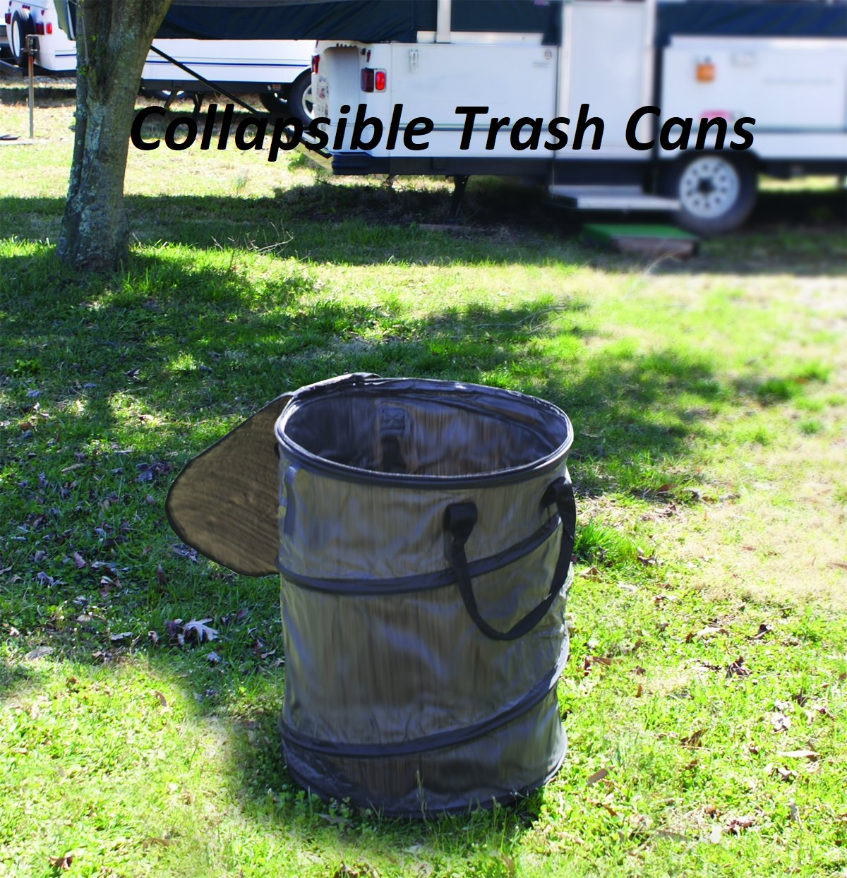 Collapsible Trash Cans